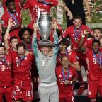 El Bayern , rey de Europa de nuevo, y a lo grande